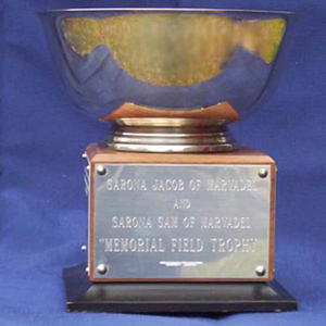 Image of the Field Trophy